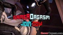 GamerOrgasm.com   3D Futanari Miranda Lawson's Ass Mass Effect