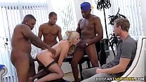 Summer Day Enjoys Anal Gangbang - Cuckold Sessions video