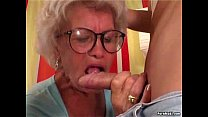 Free download video bokep Granny Effie fucks