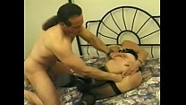 Blonde cougar with massive garage Kathy Jones likes to play mouth music with younger stud