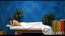 Pleased massage