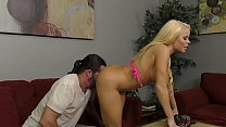 Screenshot Hot Latina Domi nates Her Next Door Neighbor   Door Neighbor   N