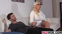 Stepdaughters Boyfriend Seduced By Mom thumb