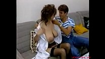Busty Mom Fucks Her Son As A Reward Thumbnail