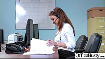 Sex Tape With Slut Busty Hot Office Nasty Girl (Dillion Harper) video-20