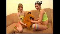 Ass Lick Whores FFM pornhub video