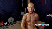 Flirt4Free Fetish Flogger Hoss Kado Clamps His ...