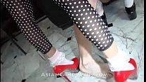 Beauty Asians teen threesome see pt2 Asianporni... Thumbnail