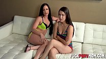 Alina Lopez , Jennifer White In Quality Family Cooch Time