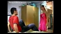 Horny Couple Make Love until they Cum - watch more on Pinayvideoscandals.com pornhub video