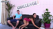 13270 Melonechallenge Threesome for Mea Melone with two young guys who both fail preview
