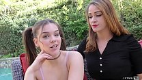 Miss Raquel brought her daughter Kimber Woods t...
