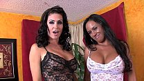 Jessica And Mariah Get Dirty