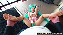Brazzers - Brazzers Exxtra -  Otaku Orgasm scene starring Ayumu Kase & Bill Bailey video