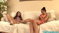 Teal Conrad Tease Girlfriend While Masturbating!