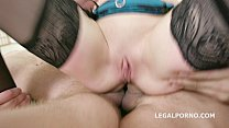 Bree Haze and Francys Belle Double Addicted with Anal Fisting and Monster Gapes Vorschaubild