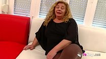 Chubby MILF has a threesome with Ainara and Jordi 'cause she wants to feel young again thumbnail