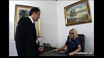 Angelina Sexy Milf Get Fucked On The Office porn thumbnail