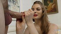 Ela Darling in a hot POV tugjob video
