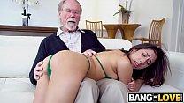 Kira Perez Gets Pounded By Grandpa