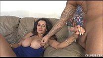 Busty Milf Handjob And Pussy Rubbing thumbnail