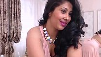 Indian Mumbai horny housewife spreading legs and fingering her wet pussy HD (new) Preview