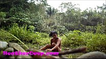 Heher Deep gets creampie  quad in river jungle Trailer - 9Club.Top