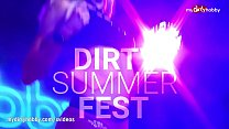MyDirtyHobby - Watch our beautiful amateurs @ #DirtySummerFest Vorschaubild