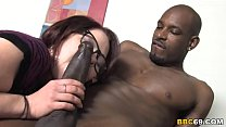 Misti Dawn Fucks Flash Brown's Big Black Cock