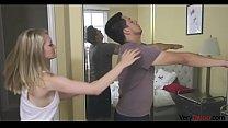 Sleep Walking BROTHER runs into SISTER's PUSSY-... Thumbnail