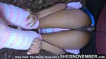 Cheating On My Wife With Her Fertile Daughter On The Woods Ground Behind Her Mom Back, Undies Yanked Off, Pretty Ebony Daughter In Law Msnovember Ebony Pussy Missionary Sexed Outdoors, Youngebony Hardcore Sex Pushing Her Legs Up on Sheisnovember