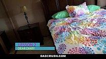 DadCrush - Learning How to touch herself from Step-dad Vorschaubild