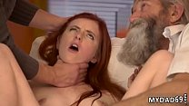 Old man fuck first time Unexpected experience w...