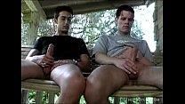 Chris Cortez and Brayden Knight Jerk Off Together