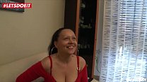 Mature Wife Fabiana Gets Drilled Hardcore by the Neighbor thumbnail