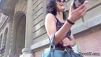 German Scout - 19 Jahre altes Teeny Anaidha Star mit Casting Trick ohne Gummi gefickt Vorschaubild