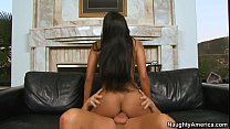13161 Hot Latina Fucked On Couch preview