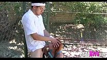 College girls tennis match turns to orgy 064