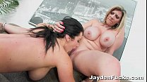 Wet Couch Fun With Jayden Jaymes thumbnail
