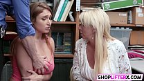 Massive Tits Gal Skylar Gets Fucked For Theft