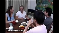 Mature Japanese mom teach sex to son - 9Club.Top