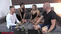 Swingers Party - WeCumToYou - Little Caprice thumbnail