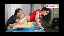 8182 Nadia Ali with Old Man preview