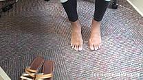 Michelle Ebony Feet First Interview