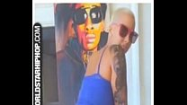 Amber Rose twerking pt. 2 pornhub video