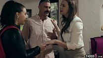 Teen mistress shows up on the married couples doorstep Preview