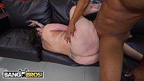BANGBROS - Alycia Starr's Big White Ass Meets Ricky Johnson's Big Black Cock