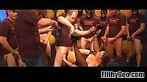 Amateur gangbang slut11 Widescreen TSO[12]