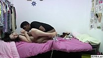 Japanese India interracial blowjob and sex with host sister صورة