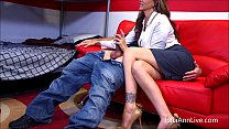 HOT TUTOR - Julia Ann Fucks Her Student